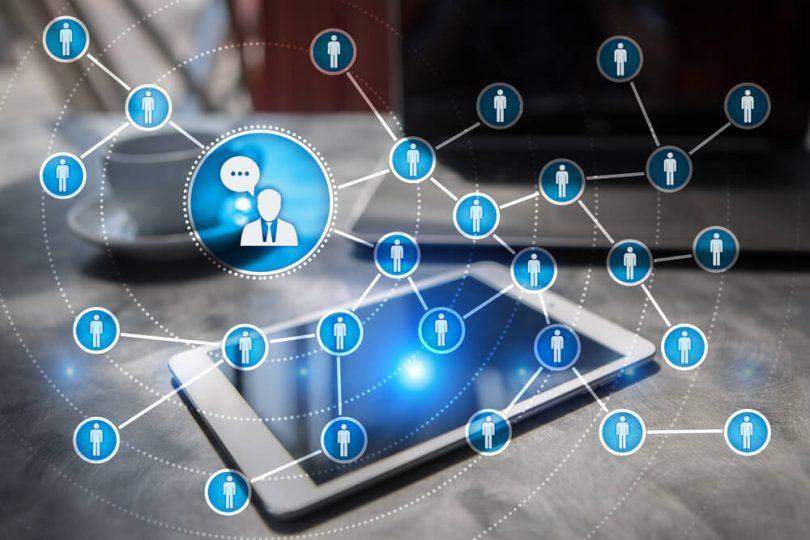 redes sociais e relacionamento com cliente