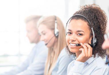 Operador de call center e experiência do cliente