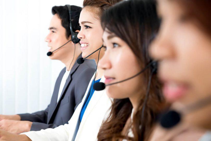 atendimento call center